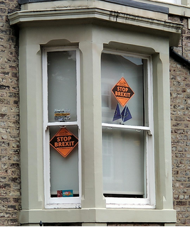 Brexit posters
