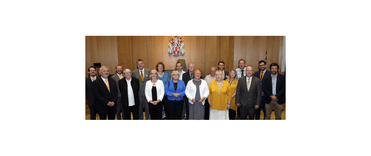 2019 Newcastle councillors