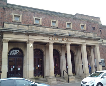 Newcastle City Hall